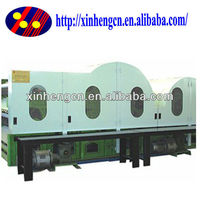 combing machine,nonwoven double cylinder double doffer combing machine