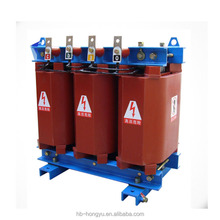 20KV/0.415KV dry type transformer 400kva power transformer three phase cast resin dry type transformer