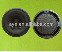 66mm 50ohm 1w speaker replacement parts