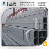 FROM CHINA MANUFACTURERS STEEL GALVANIZED SQUARE PIPE