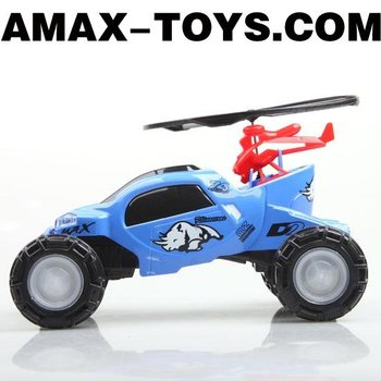 rm-2996098 rc car Brand new 5CH remote control stunt car + 4 flashing lights+ 4 bright lights+ energetic music