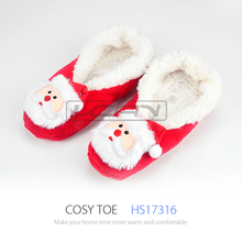Christmas home shoes ladies shoes