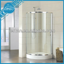 Wholesale china merchandise corner standing shower