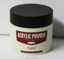 Acrylic powder ,three colors .Polymer Powder
