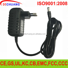 OEM CE RoHS 12v 1a ac dc power adapter 12 volt adapter