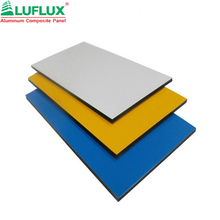 Factory Supply Outdoor Aluminum composite panel 4mm/5mm/6mm