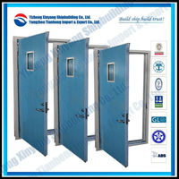 B15 Class Fire doors for offshore Hinged Single