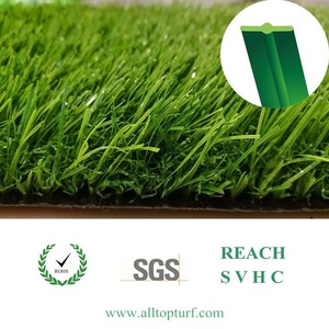 35mm Stem artificial grass for green decoration,garden,swimming pool,rooftop decoration