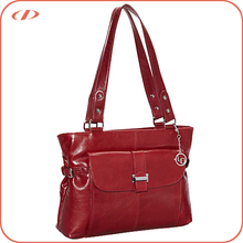 High quality italian leather bag for women