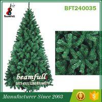 Beautiful Ornament artificial 7'canadian pine 893tips 2.35