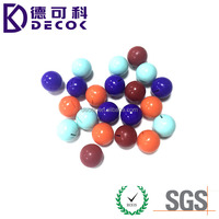 100% Food Grade Eco-friendly Silicone Rubber Ball for Orthopedic Rehabilitation