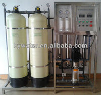 1000L/H activated carbon block water filtration ro water purifier machine