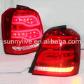 2001-2007 year Highlander Kluger LED Tail Light Rear Lamp YZ
