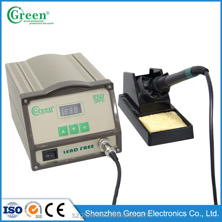 New Products Code Lock Temperature Soldering Station