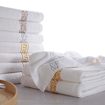 Hot sell!Hotel luxury cotton bath towel