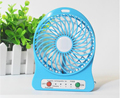 Best price Silent Desktop Mini USB Rechargeable Desk Timing Fuction Home Office Electric High Power Portable Fan
