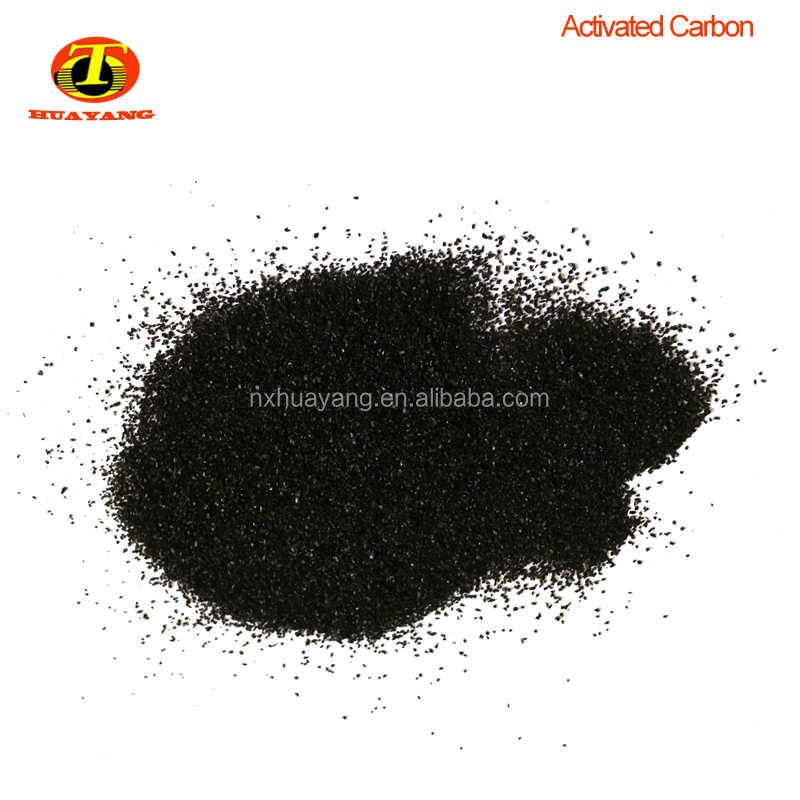 Coconut shell carbon active black for capacitor
