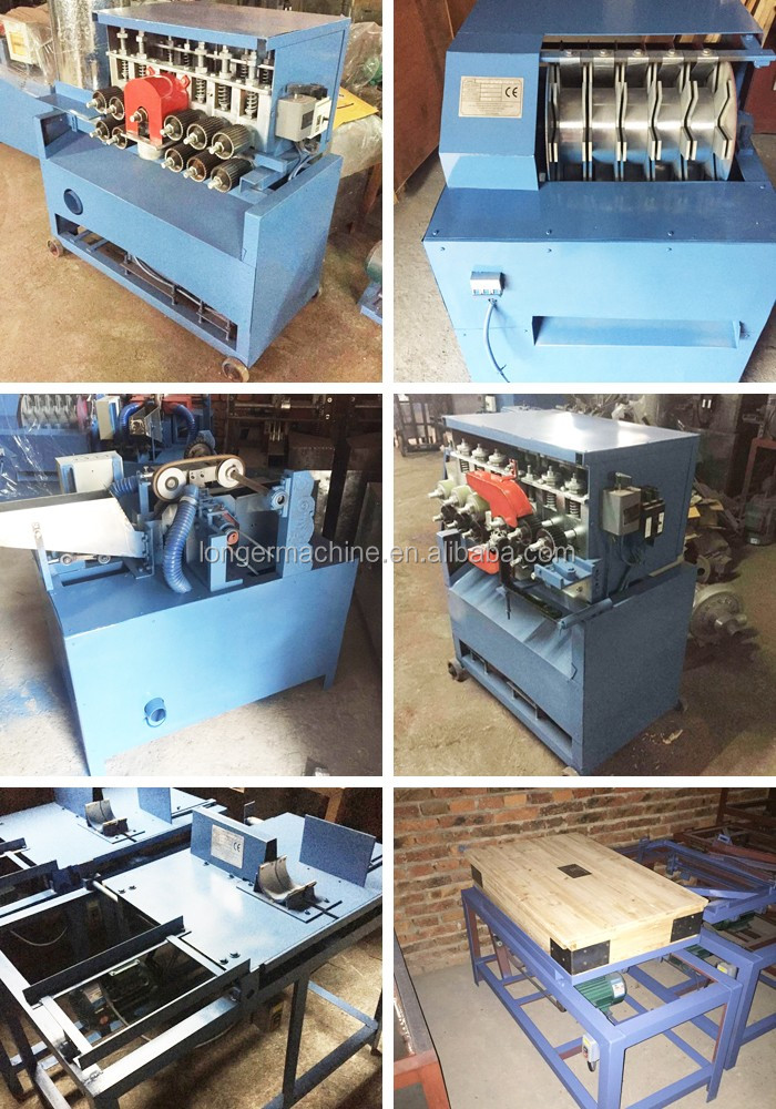 Factory Price Tooth Pick Manufacturing Sharpening Make Processing Equipment Production Line Toothpick Making Machine For Sale