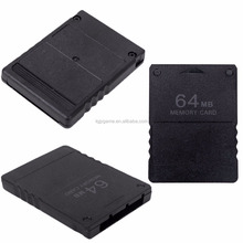 LQJP 64MB Memory Save Card for PS2 for Sony PlayStation 2 Console Game Accessory Memory Card
