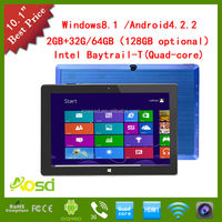 Custom manufacture OEM 10.1 inch tablet pc windows 3g sim card slot