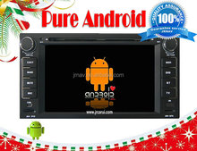 Pure Android 4.2 car dvd player for TOYOTA Crown VITZ RDS,Telephone book,AUX IN,GPS,WIFI,3G,Built-in WIFI DONGLE