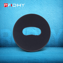 Heat Resistant RFID Washable PPS Laundry Tag used in Uniform