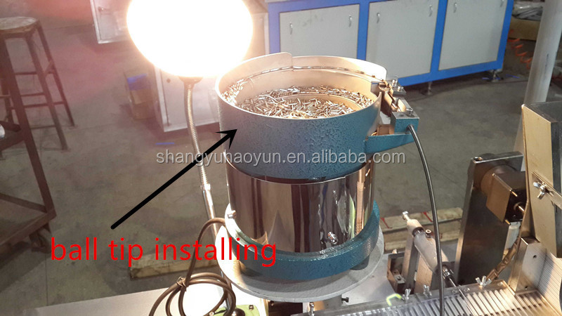 pen refill making machine for pen factory