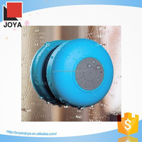 Good Quality Portable Wireless Bluetooth Waterproof Speaker with Suction Cup for Personal Style
