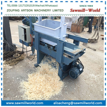 High Productivity Wood Shaving Machine For horse bedding