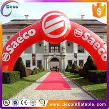 advertising promotional inflatables archway