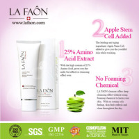 Botanical anti-oxidant blend pure face cleanser