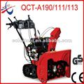 HOT ! ! 13HP track walk QCT-A113 Snow Blower GS/Backpack blower