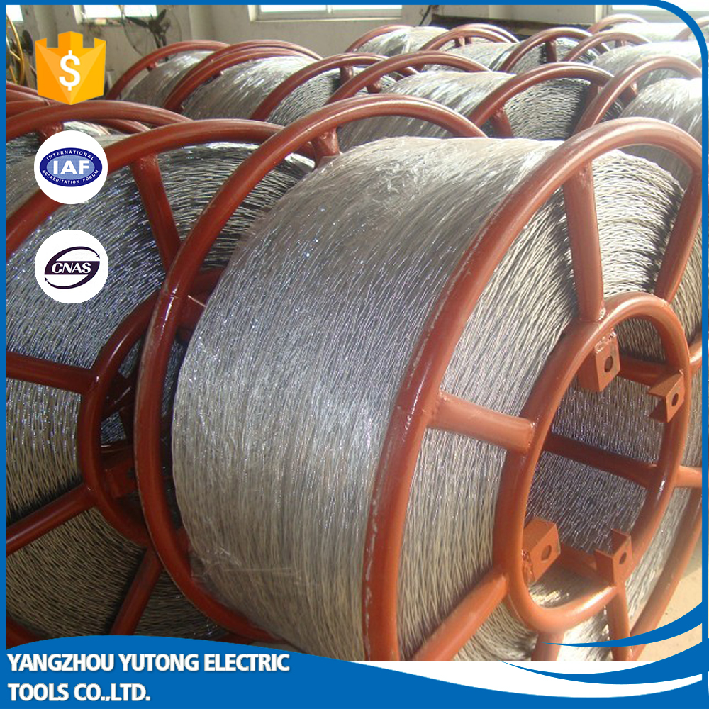 Anti Twist Wire Rope Steel Reel
