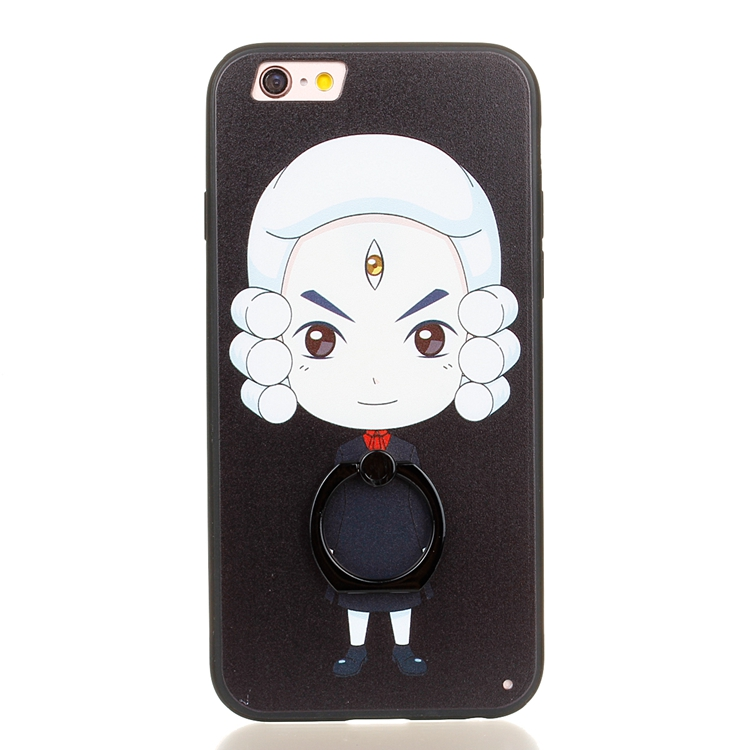 folio acrylic smart fancy phone case cover