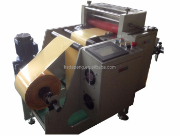 paper and film Reel to Sheet Cutter Machine