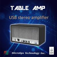 Table Amp 2x2 USB audio interface speaker