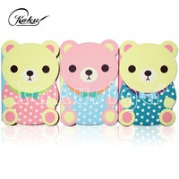 cute Kube bear style mobile phone case
