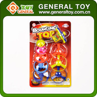 Cheap Promotional Colorful Plastic Spinning Top