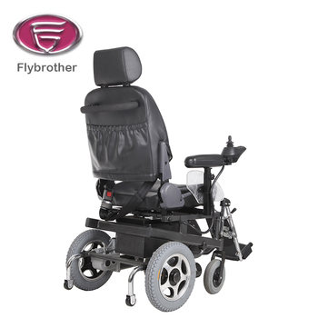 Customer praised alibaba china folding commode electric wheelchair