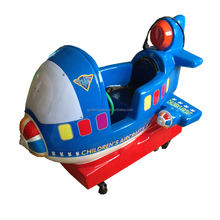 coin operated amusement park rides kiddie rides airplane kid rides for sale