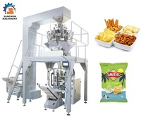 Automatic food/sugar/snack packing machine/production line
