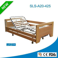 Solid Wood Hospital Bed Wooden Hospital