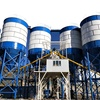 Beton Concrete Batching Plants From China 300 ton horizontal design bulk cement storage silo
