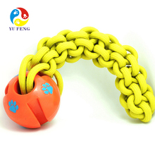 Best quality hot sell soft squeaky latex pet toy for dogs