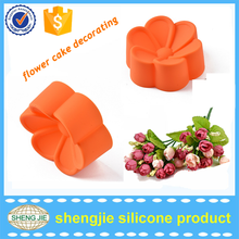 Hot kitchenware product High quality funny silicone Cake mold for cake decorating