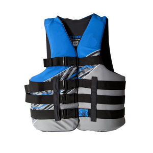 Adult PFD Swimming Life Jacket With Whistle