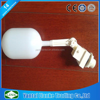 small water tank plastic mini ball float check valve for toliet