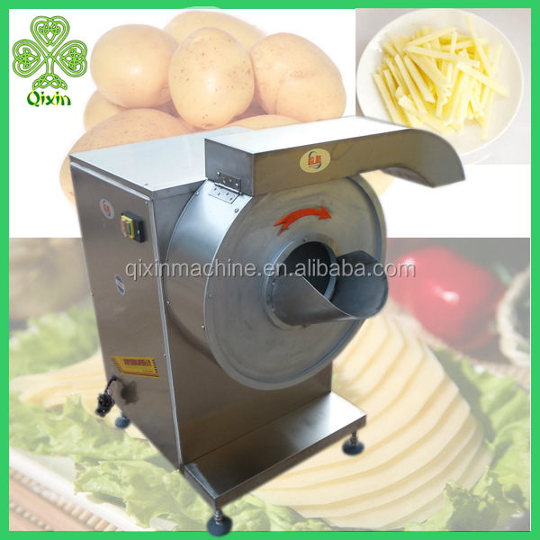 potato chip cutting machine / potato slicer machine / potato chips slicing machine / cassava slice cutting machine