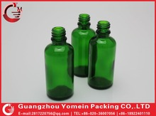 green e liquid empty glass bottle 30ml can be used glass reagent bottle.