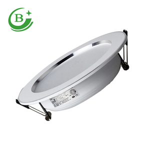 7W 770LM High Lumen lighting fixture recessed led downlight